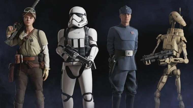 Star Wars Battlefront 2 - így működnek a karakterosztályok bevezetőkép