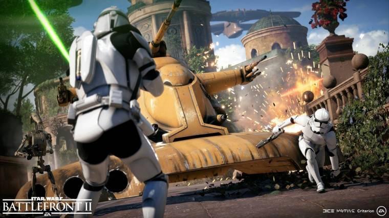 Star Wars: Battlefront II - így működik majd a loot és a kártyarendszer bevezetőkép