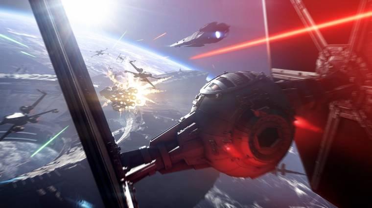 Star Wars Battlefront II - egyszer Nintendo Switchre is megjelenhet? bevezetőkép
