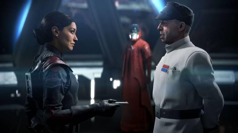 Star Wars: Battlefront II - ajándékot is kaptunk a fejlesztők bocsánatkérése mellé bevezetőkép