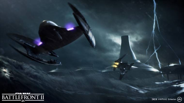 Star Wars Battlefront 2 - ilyen a harc a Kaminón bevezetőkép