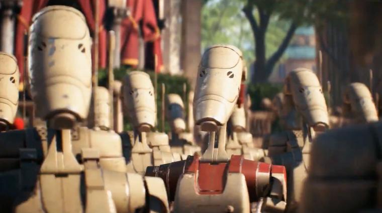 Star Wars Battlefront II - visszatér az első rész egyik módja bevezetőkép