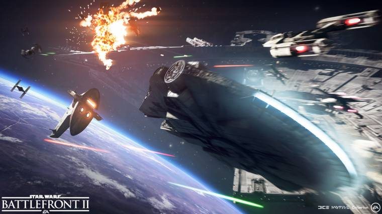 Titan mód jön a Star Wars Battlefront II-höz? bevezetőkép