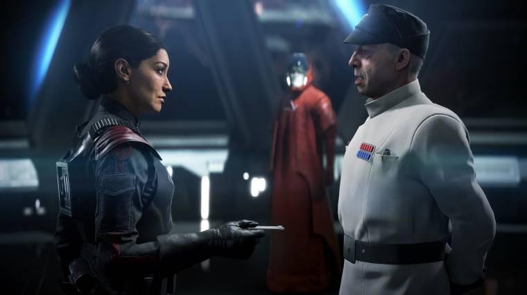 Star Wars Battlefront 2 - nézd meg a kampány első fél óráját bevezetőkép