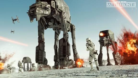 Még mindig akadoznak a Star Wars Battlefront 2 szerverei az új játékosok rohama miatt kép