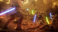 Star Wars Battlefront II - a hónap végén jön a Geonosis és Obi-Wan kép