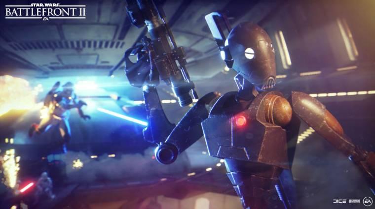 Star Wars: Battlefront II - A klónok háborúját idéző játékmód érkezik bevezetőkép
