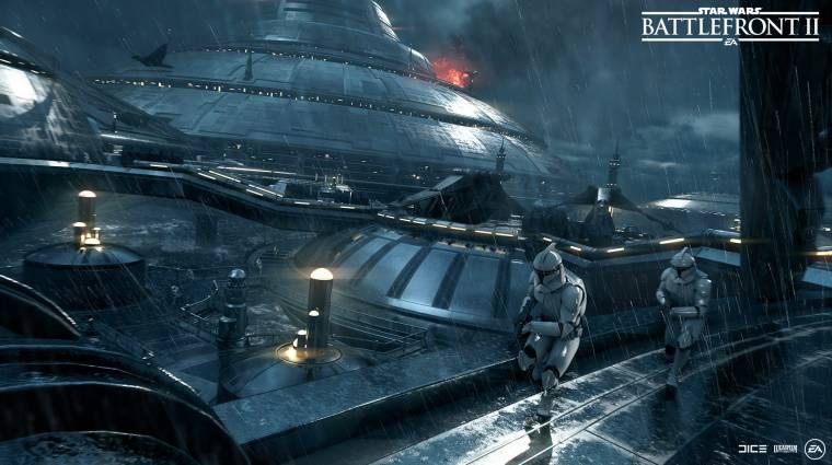 Star Wars Battlefront II - sok újdonság, például egy kooperatív játékmód is jön szeptemberben bevezetőkép