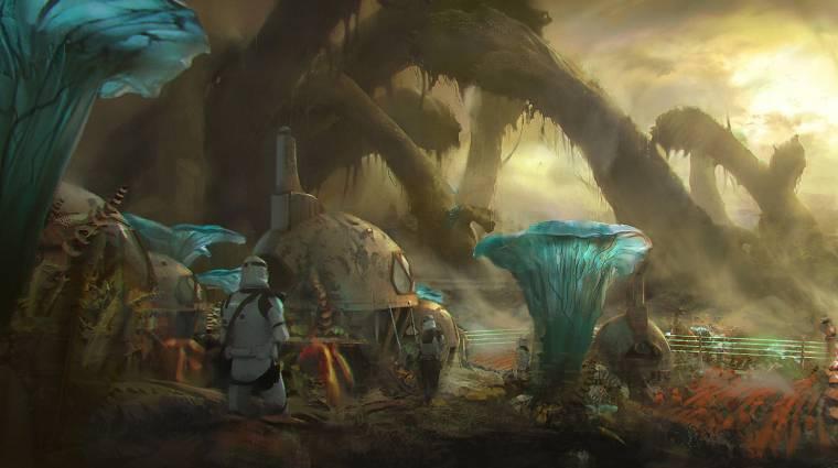 Star Wars Battlefront II - nemsokára egy jól ismert bolygóval bővül a játék bevezetőkép