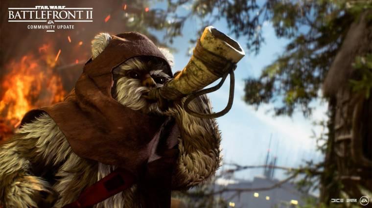 Magyar feliratos előzetes mesél a Star Wars Battlefront 2 új frissítéséről bevezetőkép