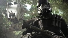 Bekattant és végzett egy játékossal a Star Wars Battlefront II egyik protokoll droidja kép