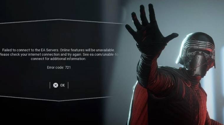Hibakód a Star Wars Battlefront II-ben? Itt van a megoldás bevezetőkép