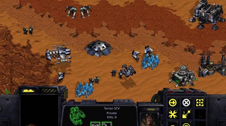 StarCraft Remastered - megjöttek az első képek bevezetőkép