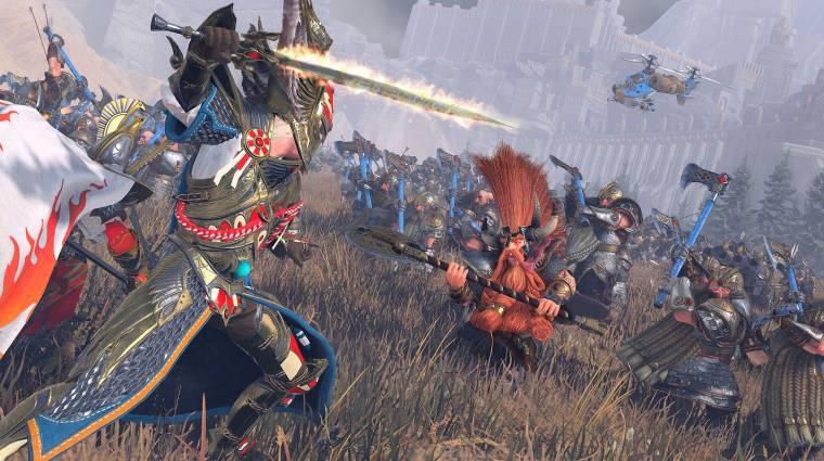 Minden Warhammer játékot leáraztak a Steamen bevezetőkép