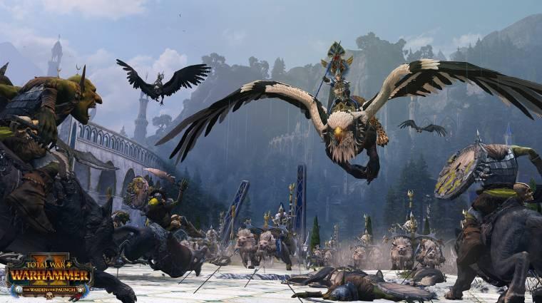 A Total War: Warhammer 2 új játékoscsúcsot döntött, két évvel a megjelenése után bevezetőkép