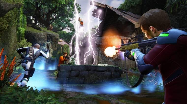 Uncharted 4: A Thief's End - új multis módot hoz a következő frissítés bevezetőkép