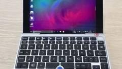 Windows 10 egy tízcentis kütyün kép