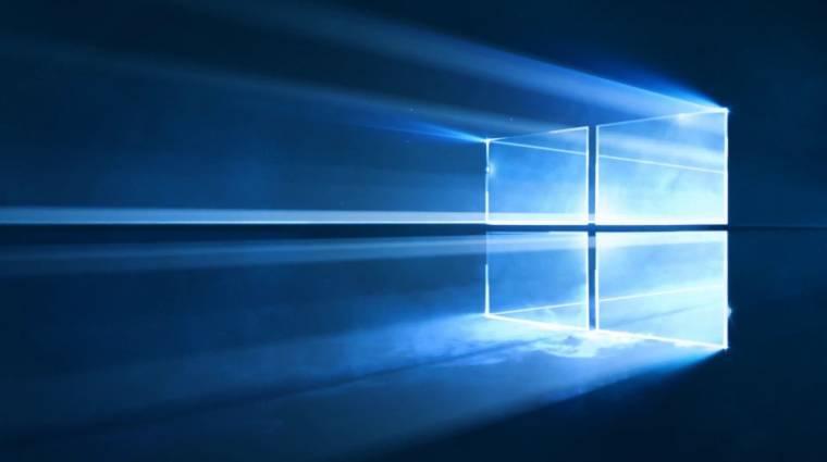 Kék halált és akadozó játékokat hozott a Windows 10 legújabb frissítése kép