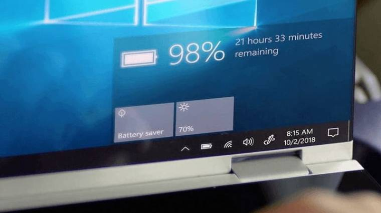 Fontos Windows 10 frissítés érkezik a laptopos felhasználóknak kép