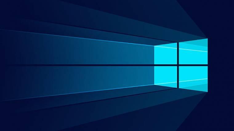 Egy kis trükkel már most tölthető ez a fontos Windows 10 frissítés kép