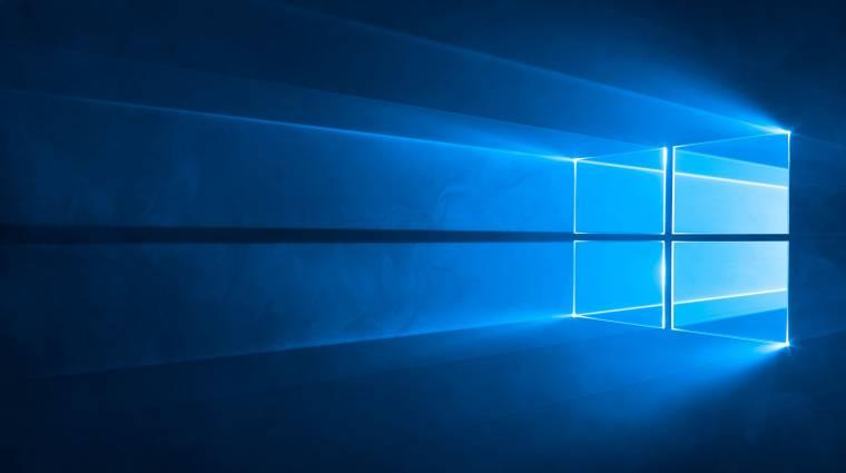 A játékok teljesítményét és a tálca hibáit is javítja a Windows 10 közelgő frissítése kép
