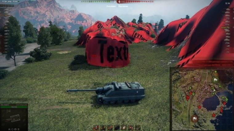 Ezek a legviccesebb World of Tanks bugok bevezetőkép