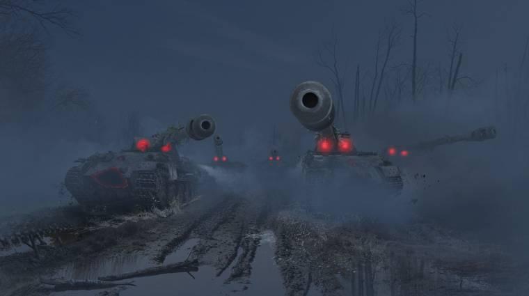 Brutális tankokkal jön a World of Tanks halloweeni eseménye bevezetőkép