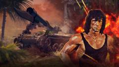 Rambóval együtt jött meg a World of Tanks Console új szezonja kép