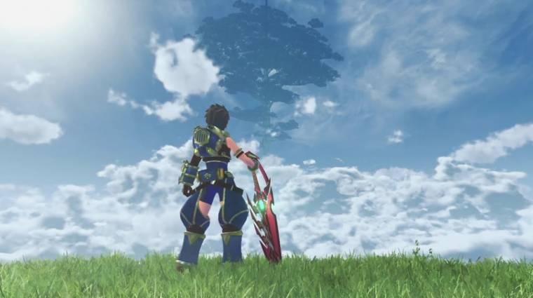 E3 2017 - még mindig idén érkezhet a Xenoblade Chronicles 2 bevezetőkép