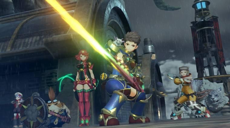 Xenoblade Chronicles 2 - 8 percnyi játékmenettel jött a megjelenési dátum bevezetőkép