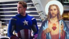 Napi büntetés: Jézus lesz a következő Bosszúálló? kép