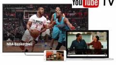 Beindult a YouTube TV – az első hónap ingyenes kép