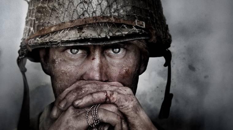 Hivatalos: jön a második világháborús Call of Duty! bevezetőkép