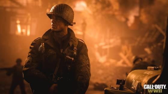 Call of Duty: WWII infódoboz