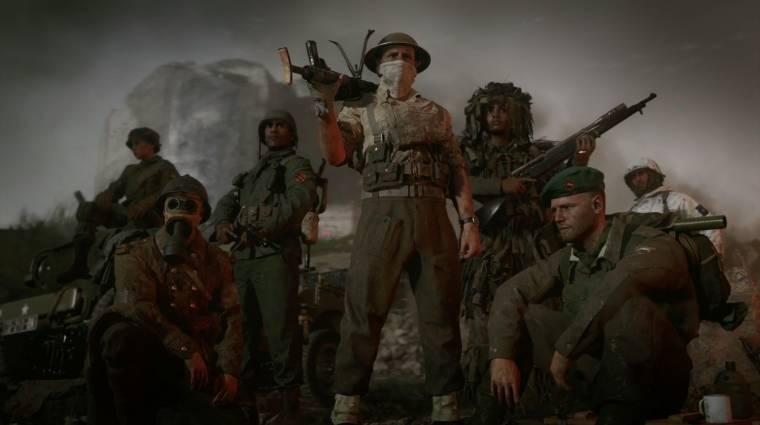 Call of Duty: WWII - ezért üres a közösségi tér bevezetőkép