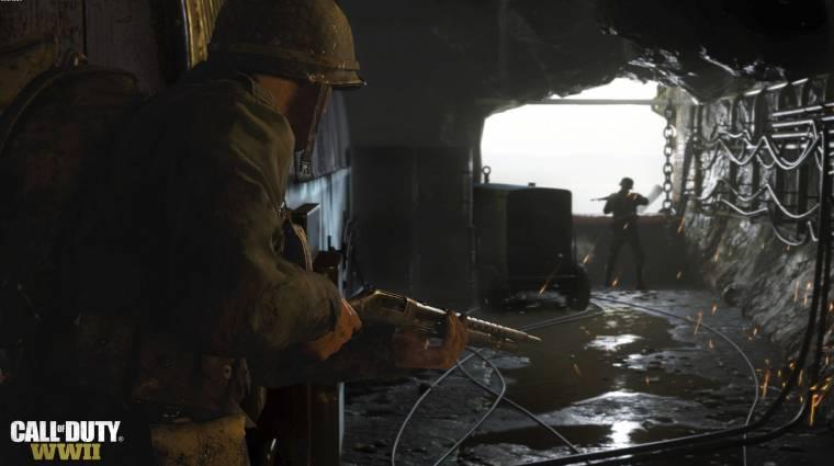 Call of Duty: WWII - minden idők legjobban fogyó Call of Duty epizódja lehet bevezetőkép