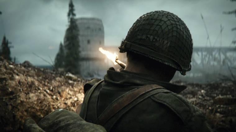 Call of Duty: WWII - nem kell már sok, hogy megjavuljon a multi bevezetőkép