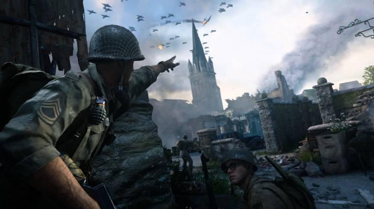 Call of Duty: WWII - ingyen kipróbálható a multi bevezetőkép
