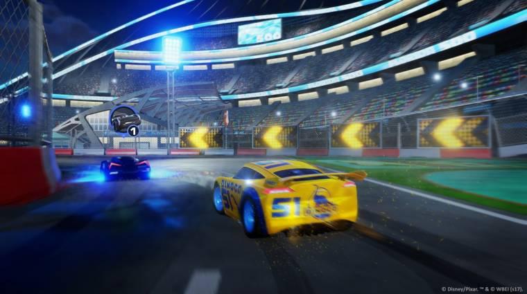 Cars 3: Driven to Win - izgalmas játékmenet trailert és rengeteg új képet kaptunk bevezetőkép