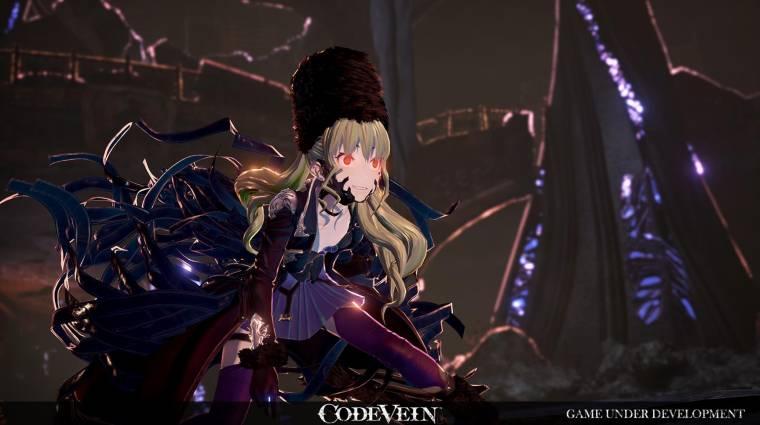Code Vein - vámpíros lesz a Bandai Namco most bemutatott játéka bevezetőkép