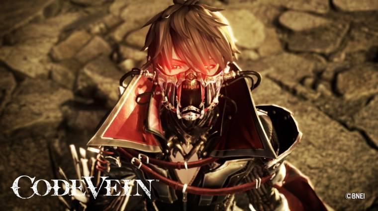 E3 2017 - az új Xboxon még ütősebb lesz a Code Vein bevezetőkép