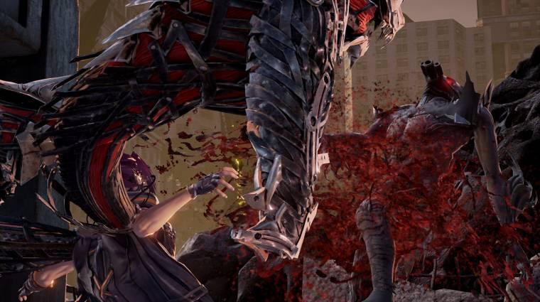 Code Vein - itt egy 17 perces gameplay a vámpíros Dark Soulsból bevezetőkép
