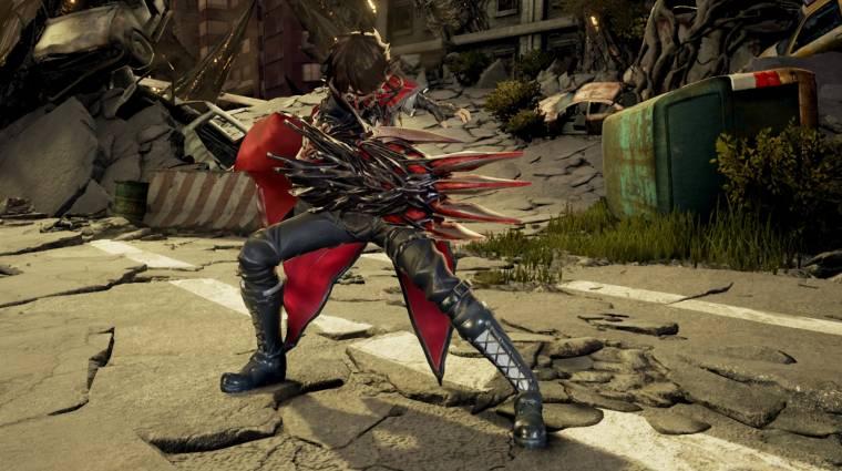 Code Vein - látványos képeken a karakterek és támadások bevezetőkép