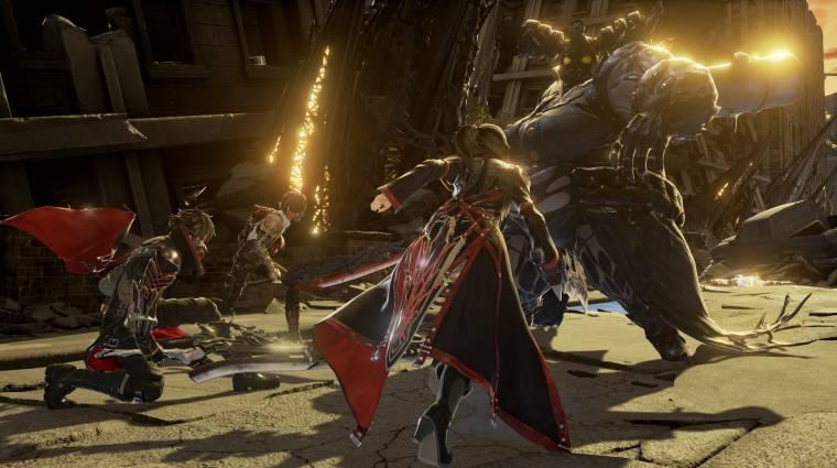 Code Vein - a multiplayer is hasonló lesz a Dark Soulshoz bevezetőkép