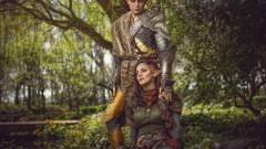 Csodás Dragon Age cosplayt készített egy pár kép