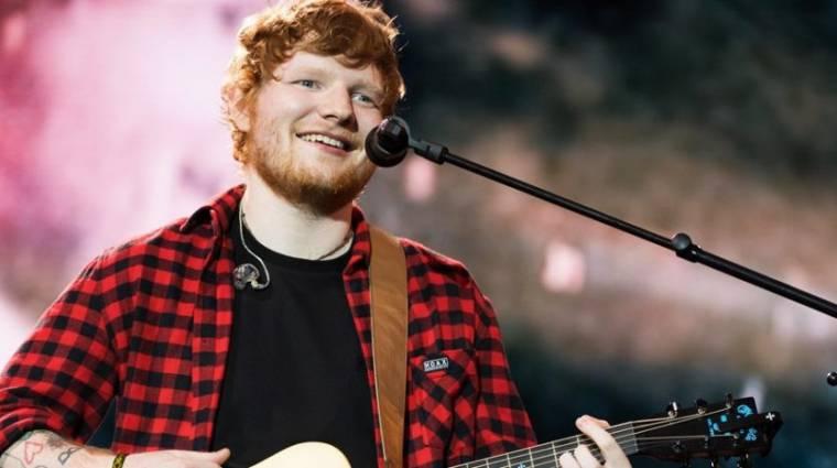 Kiderült, kit játszott Ed Sheeran a Skywalker korában bevezetőkép