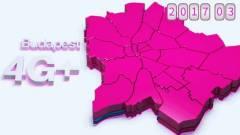 Egész Budapesten elérhető a Telekom 4G+ mobilinternet kép