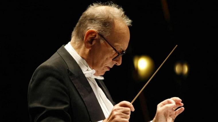 Ennio Morricone Budapesten koncertezik! kép