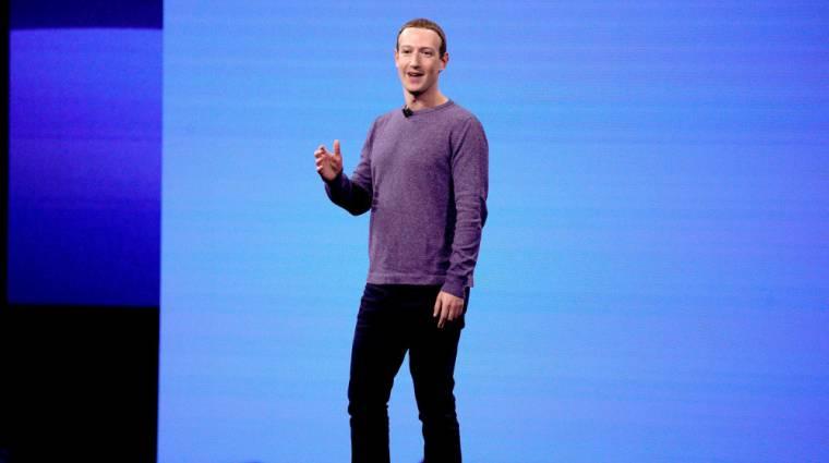 Elmarad a Facebook F8 konferenciája, nem nehéz kitalálni, miért kép