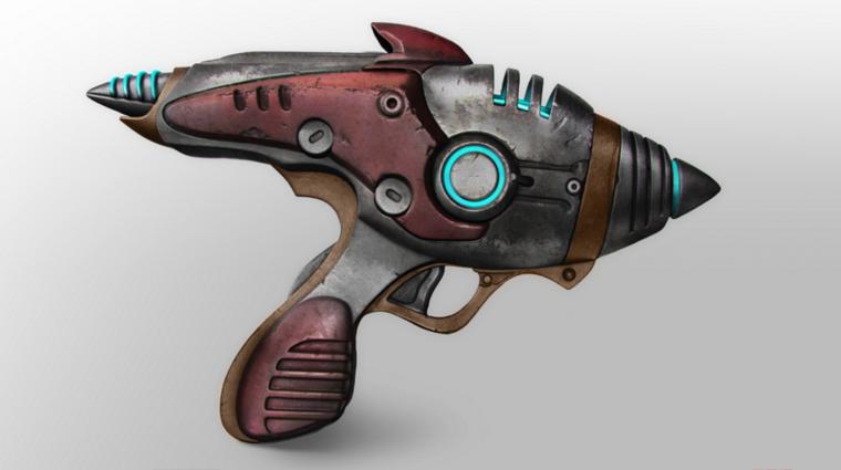 Fallout 4 - nemsokára megvásárolható lesz az Alien Blaster replikája bevezetőkép